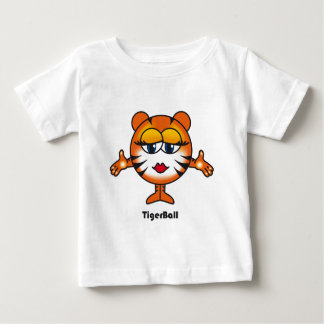 Tiger Ball Baby T-Shirt