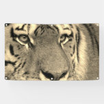 TIGER Banner WITH GROMMET