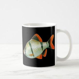 Tiger Barb Aquarium Fish Mug