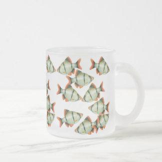 Tiger Barbs Aquarium Fish Mug