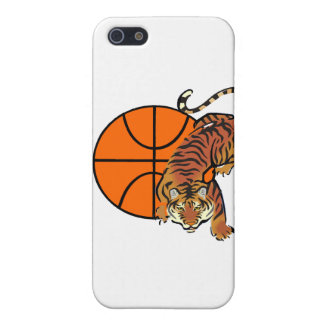 Tiger Basketball T-shirts and Gifts Covers For iPhone 5