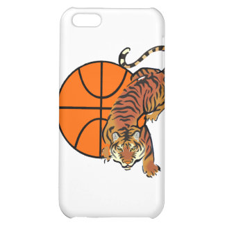 Tiger Basketball T-shirts and Gifts Cover For iPhone 5C