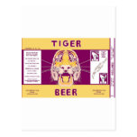 Tiger Beer Manhattan Brewing Chicago Illinois Can Postcard