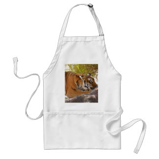 Tiger Bengali 001 Adult Apron