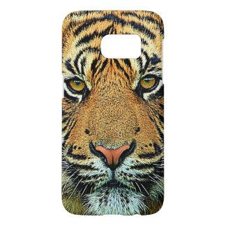 Tiger Big Cat Graphic Design Samsung Galaxy S7 Case