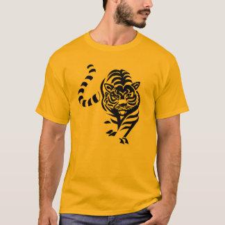 Tiger black and yellow T-Shirt