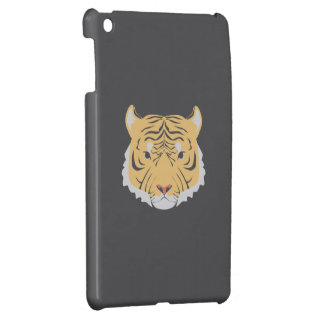 tiger black ipad mini case