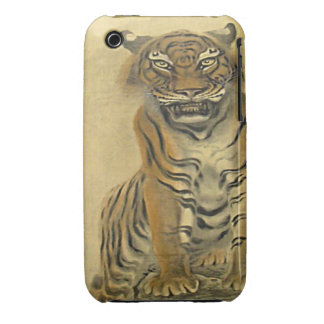 Tiger Blackberry Curve Case-Mate Case iPhone 3 Covers