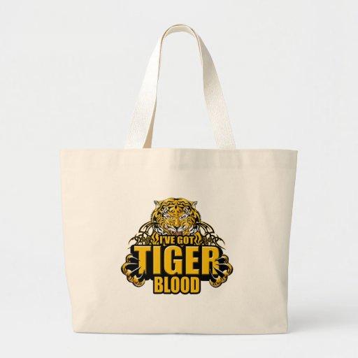 Tiger Blood Bags