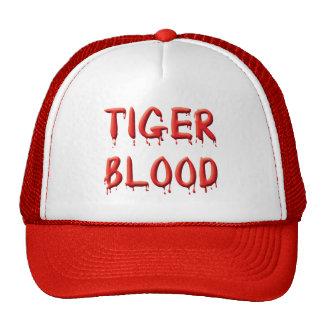 TIGER Blood Inside Trucker Hat