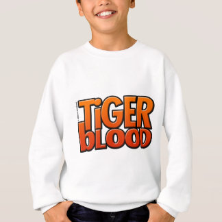 Tiger Blood Magazine Sweatshirt