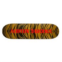 Tiger Board Animal Instinct