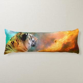 Tiger Body Pillow