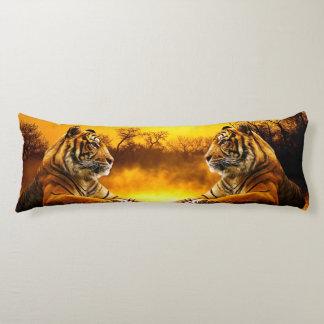 "Tiger Body Pillow ( 20"" x 54"")"