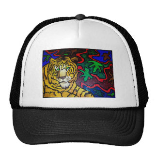 Tiger Bright by Piliero Trucker Hat