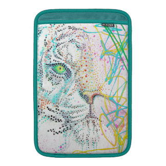 Tiger Bubble Gum Design Sleeve For MacBook Air