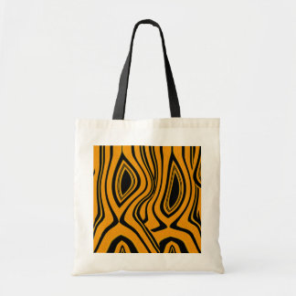 Tiger Budget Tote Bag