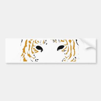 Tiger Bumper Stickers