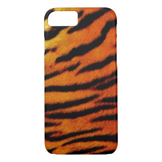 TIGER,  BURNING BRIGHT - TIGER STRIPES too! iPhone 7 Case