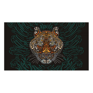 Tiger - Business Card