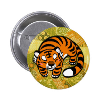 Tiger Buttons