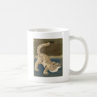 Tiger by Utagawa Kunisada Coffee Mug