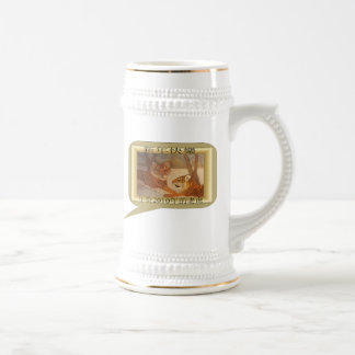 Tiger Call out - Happy New Year Beer Stein