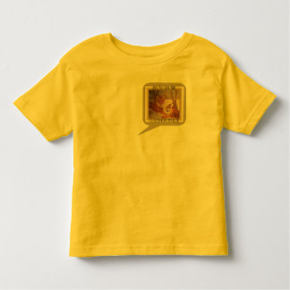 Tiger Call out - Happy New Year Toddler T-shirt