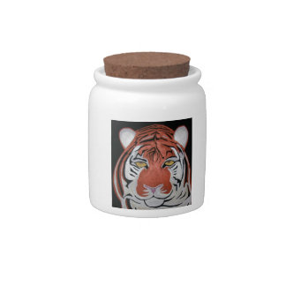TIGER CANDY JAR