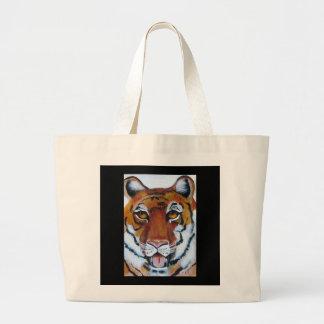Tiger Canvas Bag
