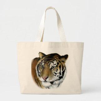 tiger canvas bags