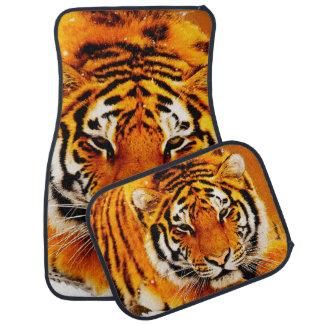Tiger Car Mats Full Set (set of 4) Floor Mat