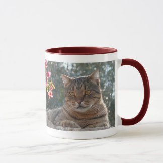 Tiger Cat Pandelie Mug