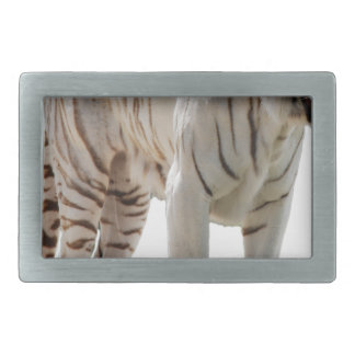 Tiger cat stripes personalize diy Anniversaries Belt Buckle