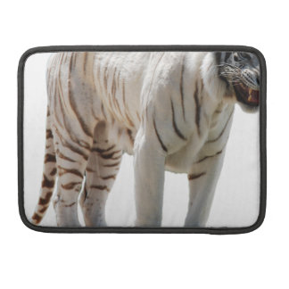 Tiger cat stripes personalize diy Anniversaries MacBook Pro Sleeve