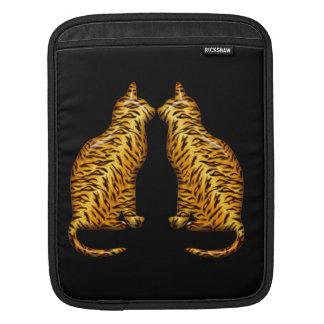 Tiger Cats iPad Sleeve
