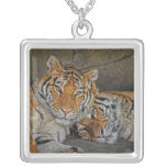 Tiger Cave Necklace