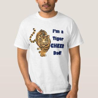 Tiger Cheer Dad T-Shirt