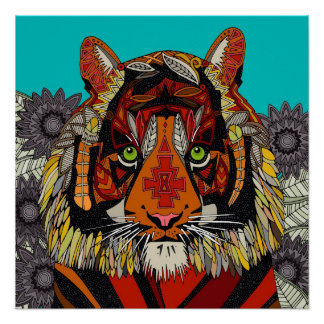 tiger chief poster