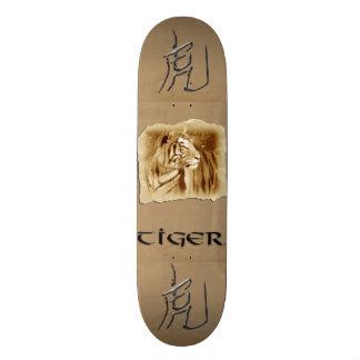 Tiger-Chinese Horoscope/Astrology Skateboard