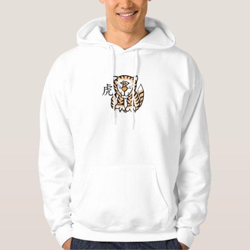 Tiger Chinese Zodiac Hoodie