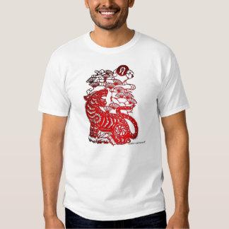 Tiger-Chinese Zodiac T Shirt