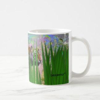 Tiger Classic White Coffee Mug