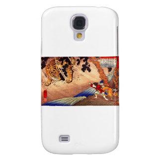 tiger-clip-art-4 galaxy s4 case