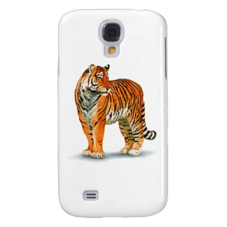 tiger-clip-art samsung galaxy s4 covers