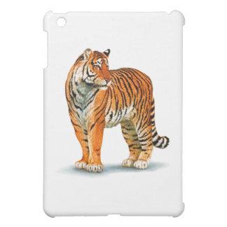 tiger-clip-art iPad mini cases