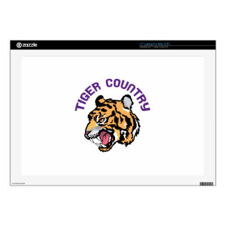 Tiger Country Skin For Laptop