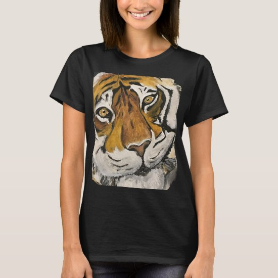 Tiger Courage Within You T-Shirt