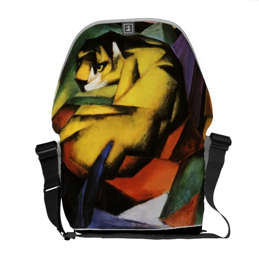 Tiger Courier Bags