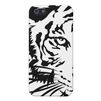Tiger Cover For iPhone SE/5/5s